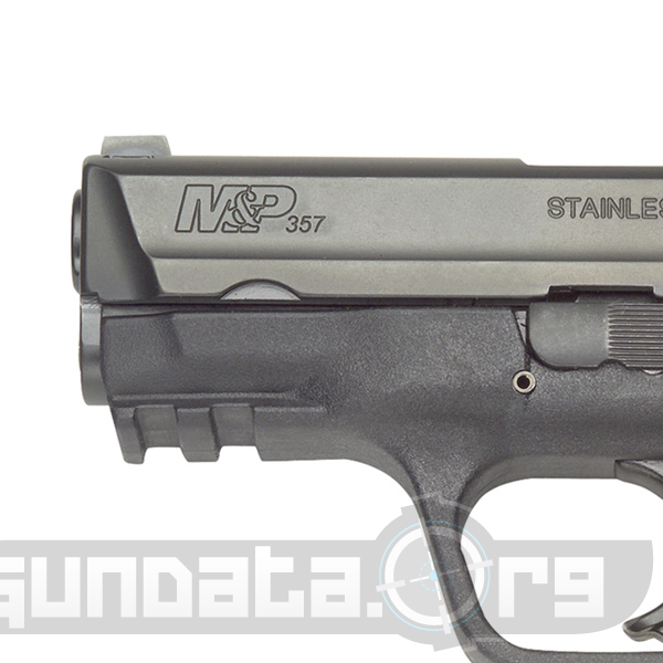 Smith and Wesson MP Compact .357 Sig. Photo 2