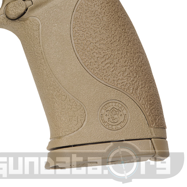 Smith and Wesson MP45 Dark Earth Brown Photo 5