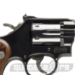 Smith and Wesson Model 17 Masterpiece Photo 3