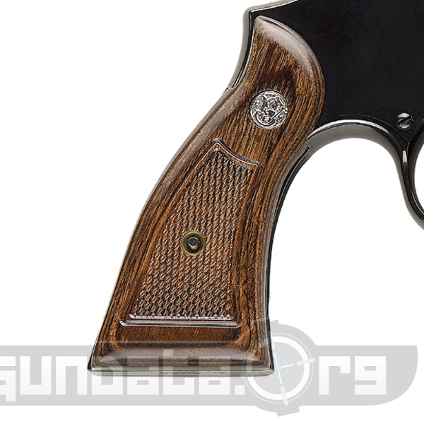 Smith and Wesson Model 17 Masterpiece Photo 4
