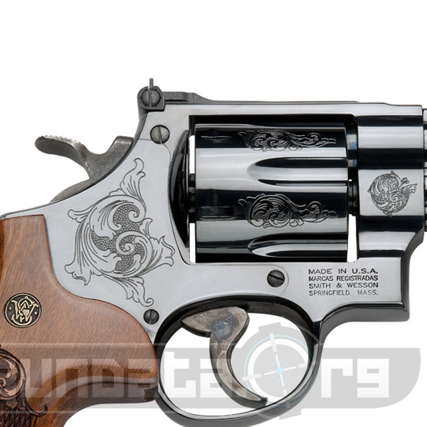 Smith and Wesson Model 29 Revolver - Machine Engraved Photo 3