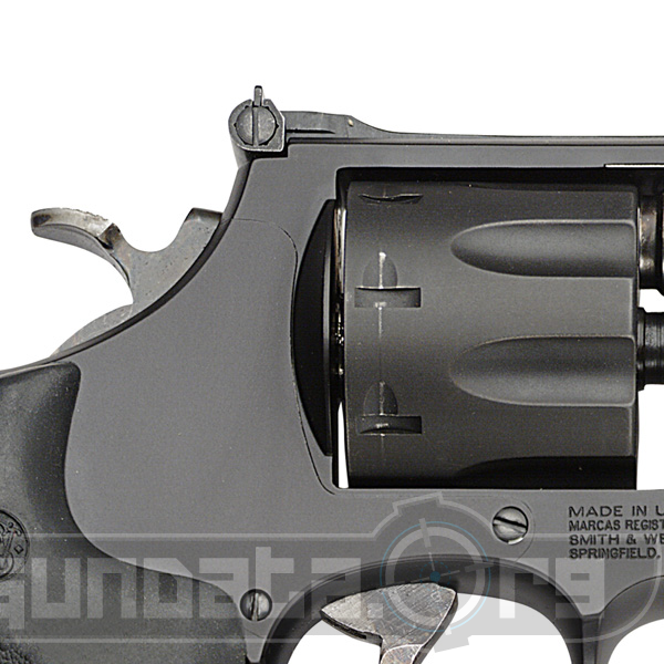 Smith and Wesson Model 327 TRR8 Photo 3