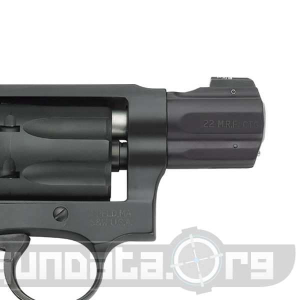 Smith and Wesson Model 351 C Photo 2