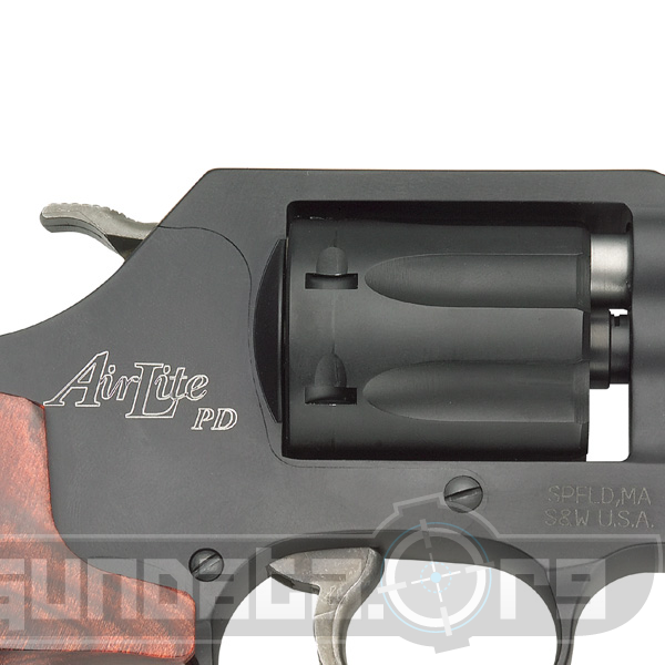 Smith and Wesson Model 351PD Photo 3