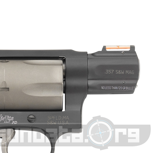 Smith and Wesson Model 360PD Photo 2