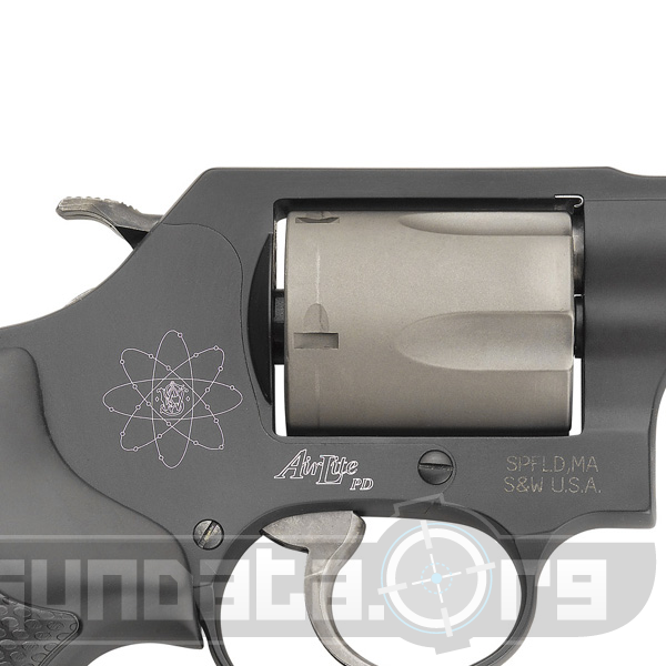 Smith and Wesson Model 360PD Photo 3