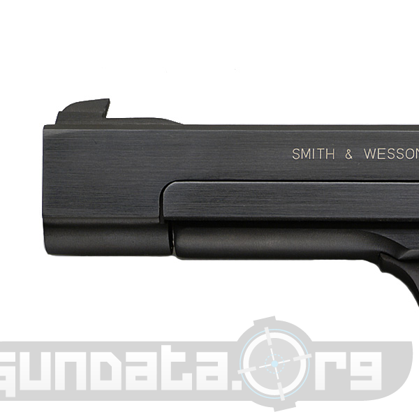 Smith and Wesson Model 41 Photo 2