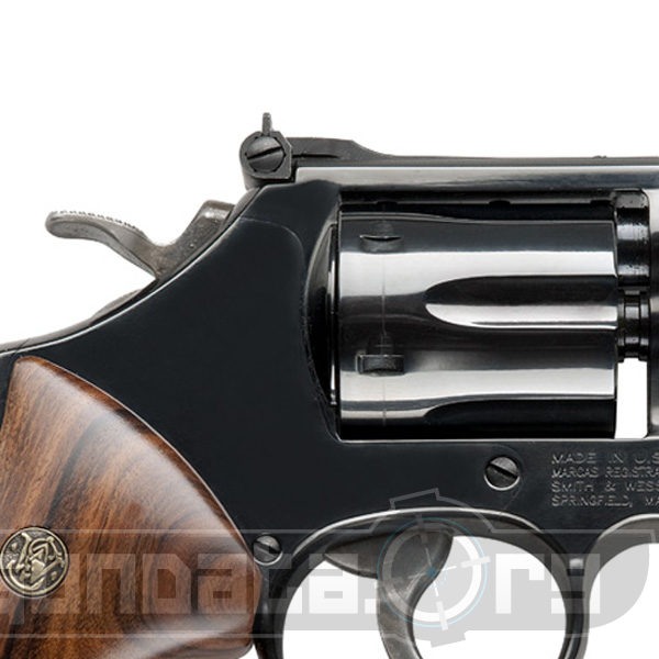Smith and Wesson Model 48 Photo 3