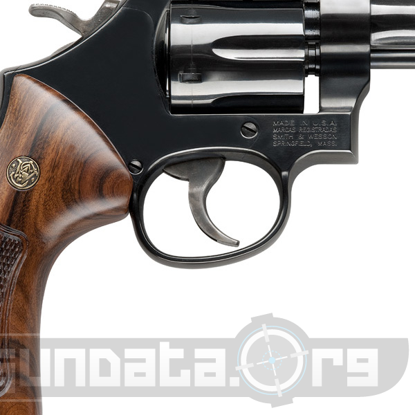 Smith and Wesson Model 48 Photo 4