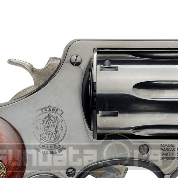 Smith and Wesson Model 58 Photo 3