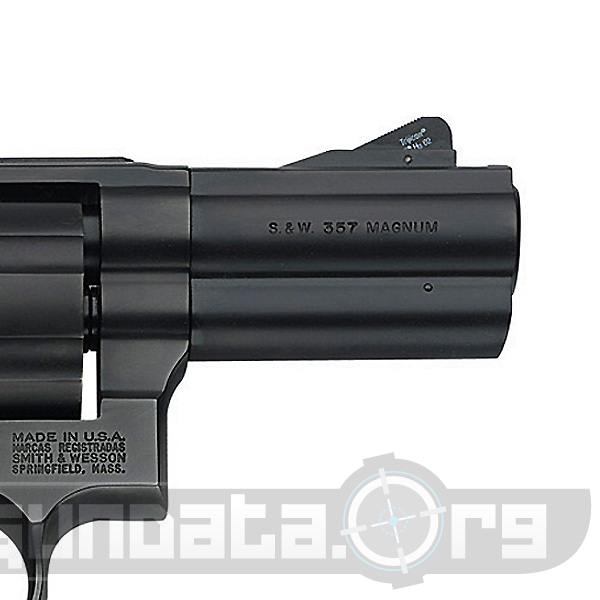 Smith and Wesson Model 586 L-Comp Photo 2