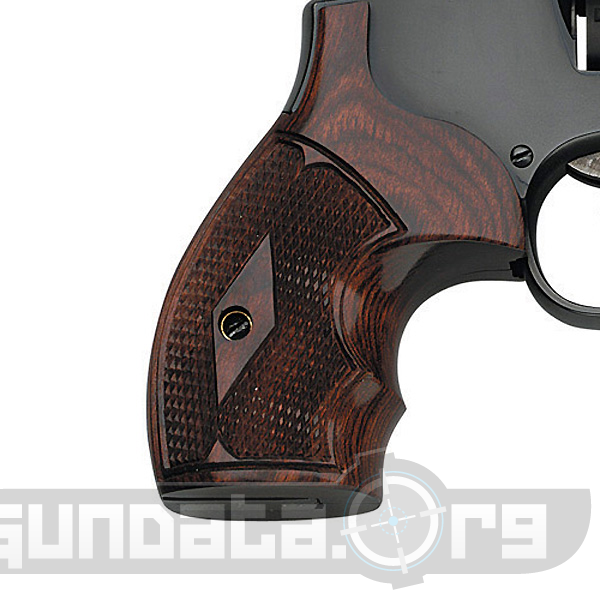 Smith and Wesson Model 586 L-Comp Photo 4