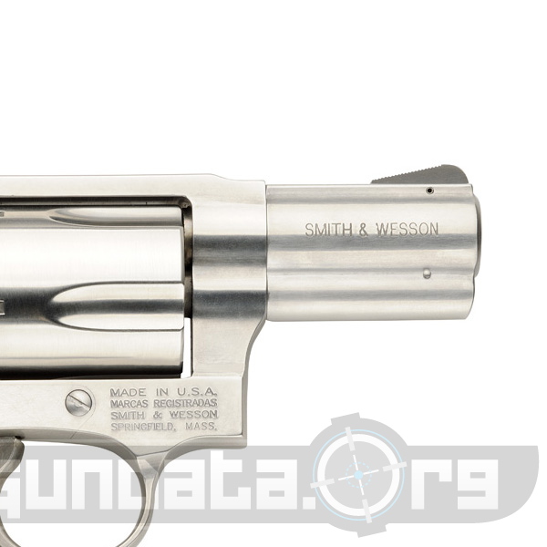 Smith and Wesson Model 60 Photo 3