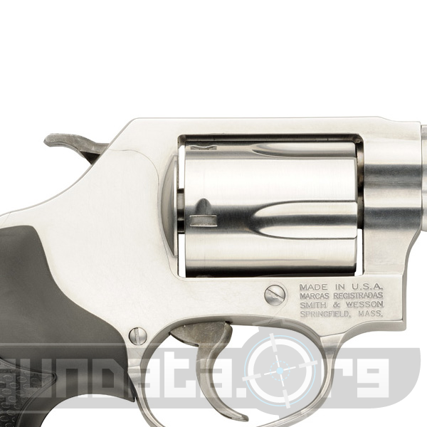 Smith and Wesson Model 60 Photo 2