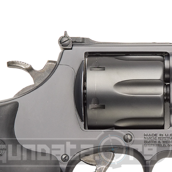 Smith and Wesson Model 629 Stealth Hunter  Photo 3