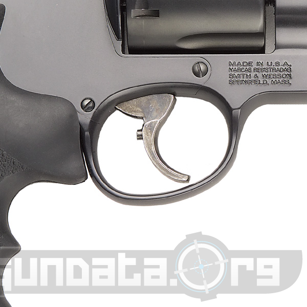 Smith and Wesson Model 629 Stealth Hunter  Photo 4