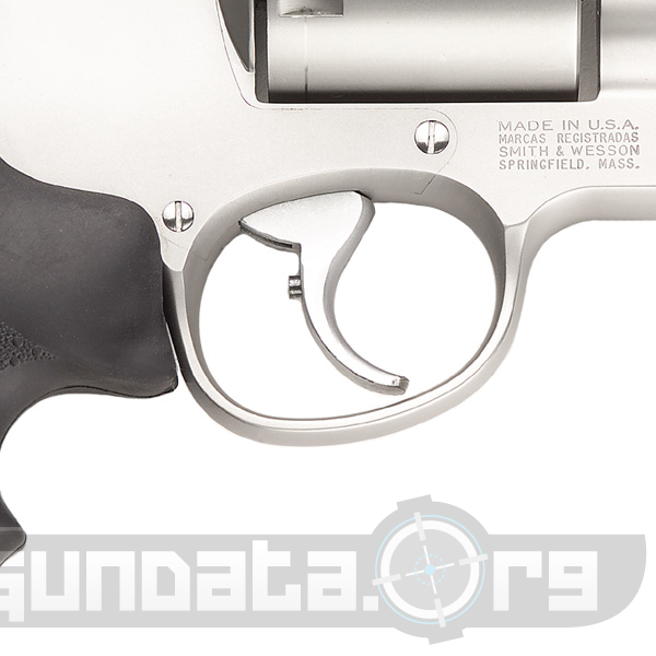 Smith and Wesson Model 629 V-Comp Photo 4