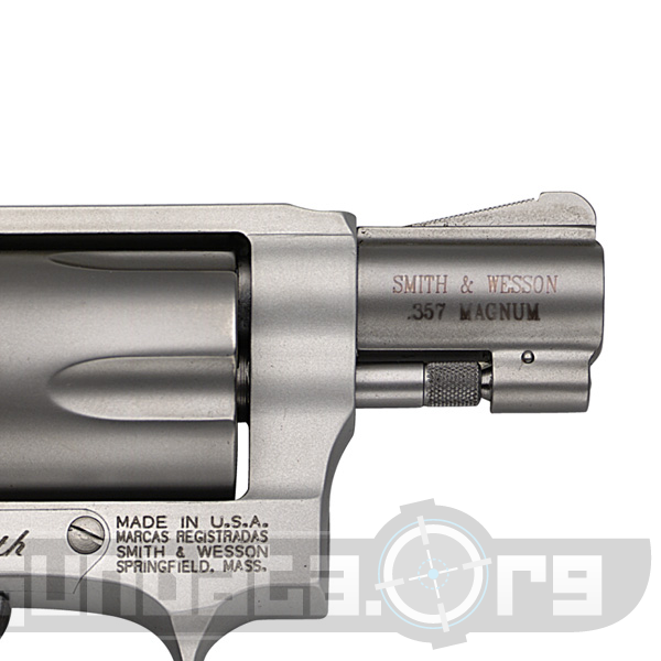 Smith and Wesson Model 642LS Photo 2