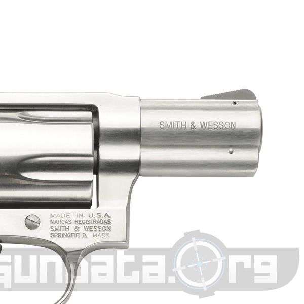 Smith and Wesson Model 649 Photo 2