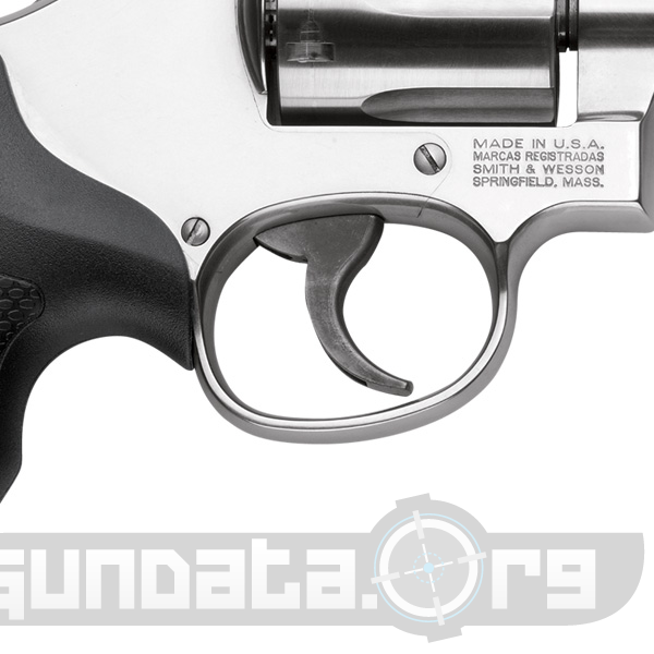 Smith and Wesson Model 67 Photo 3