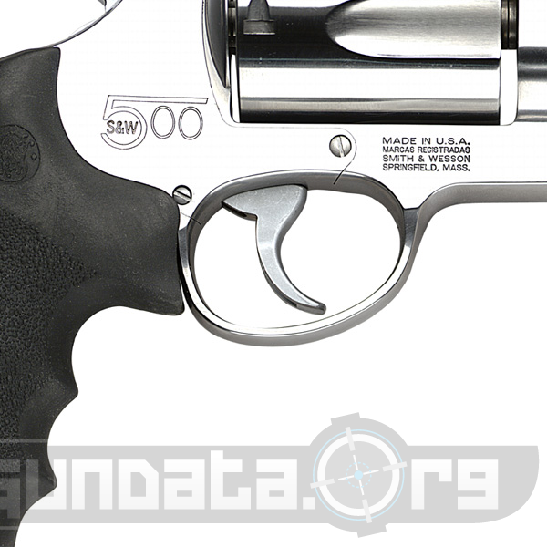 Smith and Wesson Model S and W500 Photo 3