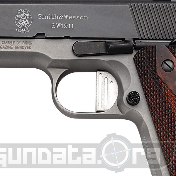 Smith and Wesson Model SW1911DK Photo 4