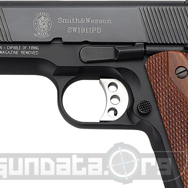 Smith and Wesson Model SW1911PD Photo 4