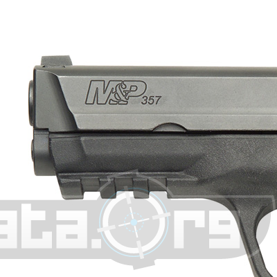 Smith Wesson MP .357 Sig. Photo 2