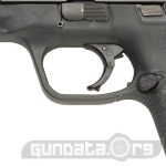 Smith Wesson MP .357 Sig. Photo 4