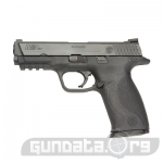 Smith Wesson MP .357 Sig. Photo 1