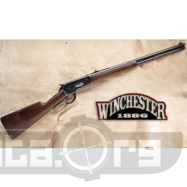 Winchester 1886 Short Rifle Photo 2