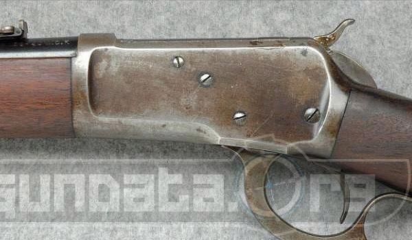 Winchester Model 1892 Carbine Photo 3