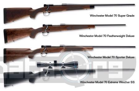 Winchester Model 70 Super Grade Photo 2