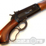Winchester Model 71 Deluxe Photo 4