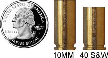 10mm vs 40 Summary and Ballistics