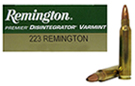 .223 Rem Ballistics