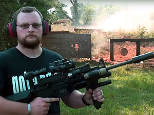 Xtreme Zombie Carbine