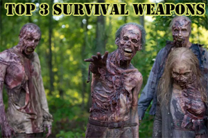 Top 3 Survival Guns