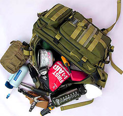 Building A Survival Kit