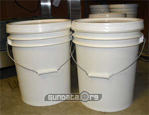 Rice Buckets