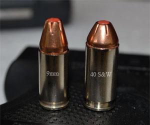 9mm vs 40 S&W