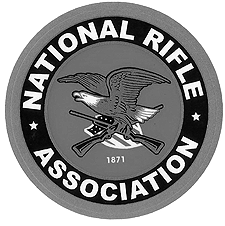 nra logo black white